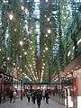 "Munich, Shopping Arcade ""Five Houses, Street Theater - panoramio.jpg"