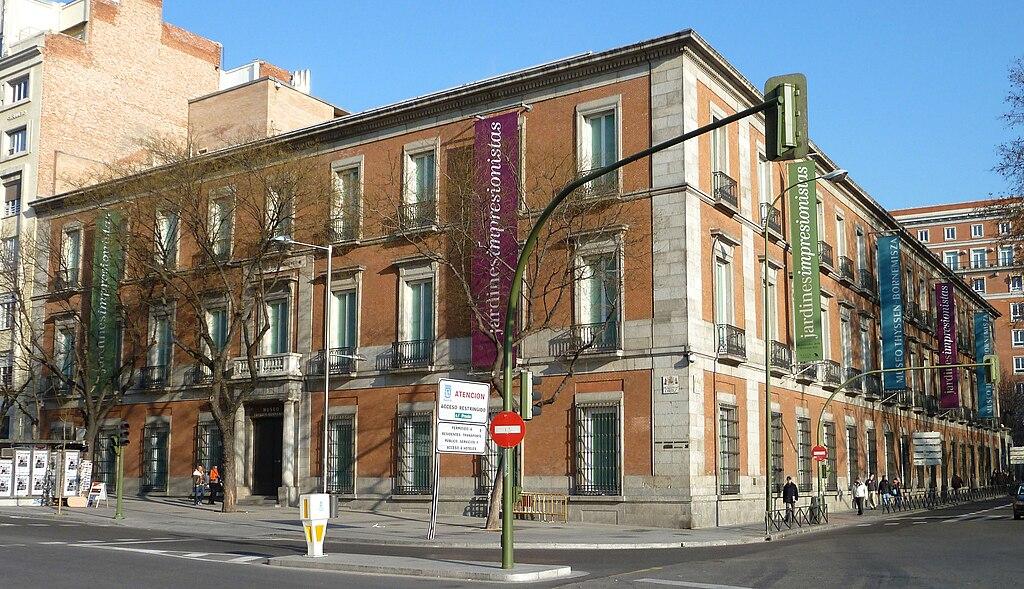 Museo Thyssen-Bornemisza, en Madrid.