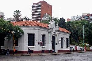 Enrique Larreta - Larreta's house, today the municipal Museum of Spanish Art.