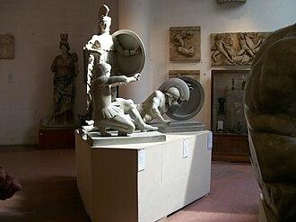 Ernesto de la Cárcova Museum of Reproductions and Comparative Sculpture - Hellenic Art