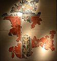 Museu d'Història de València, pintura mural romana de la domus de Terpsícore.JPG