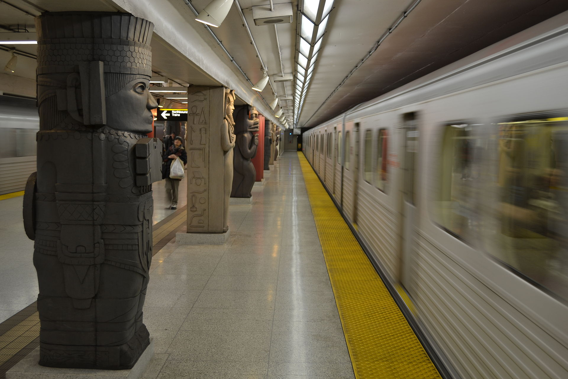 Toronto Subway Wikipedia