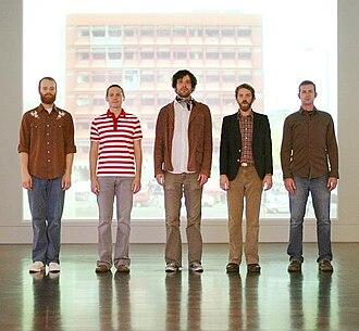 Golden Bear (band) - Golden Bear in 2007 (photo: Matt Wright)