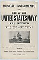 Musical instruments for men of the United States Navy MET DP876759.jpg
