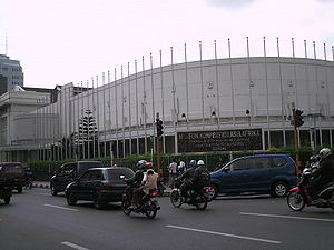 Bandung Conference - The building in 2007; now it is a museum of the conference