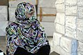 Muslim lady at Station.jpg