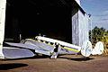 N176L Beech 18 LAVCO Libyan Avn Co TIP 08FEB69 (6785029610).jpg