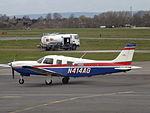 N414AG Piper Saratoga 32 (26051419970).jpg