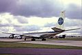 N767PA 2 B707-321C Pan Am 2 LHR 02SEP63 (6053722361).jpg