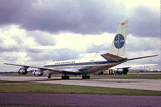 Pan Am Flight 799 1968 airplane crash