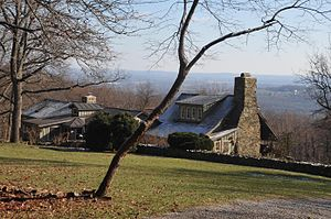 National Register of Historic Places listings in Clarke County, Virginia - Image: NEAR'S DEN RURAL HISTORIC DISTRICT; LOUDOUN COUNTY, VA
