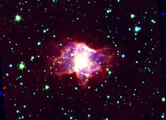 NGC 6072 - Image: NGC 6072