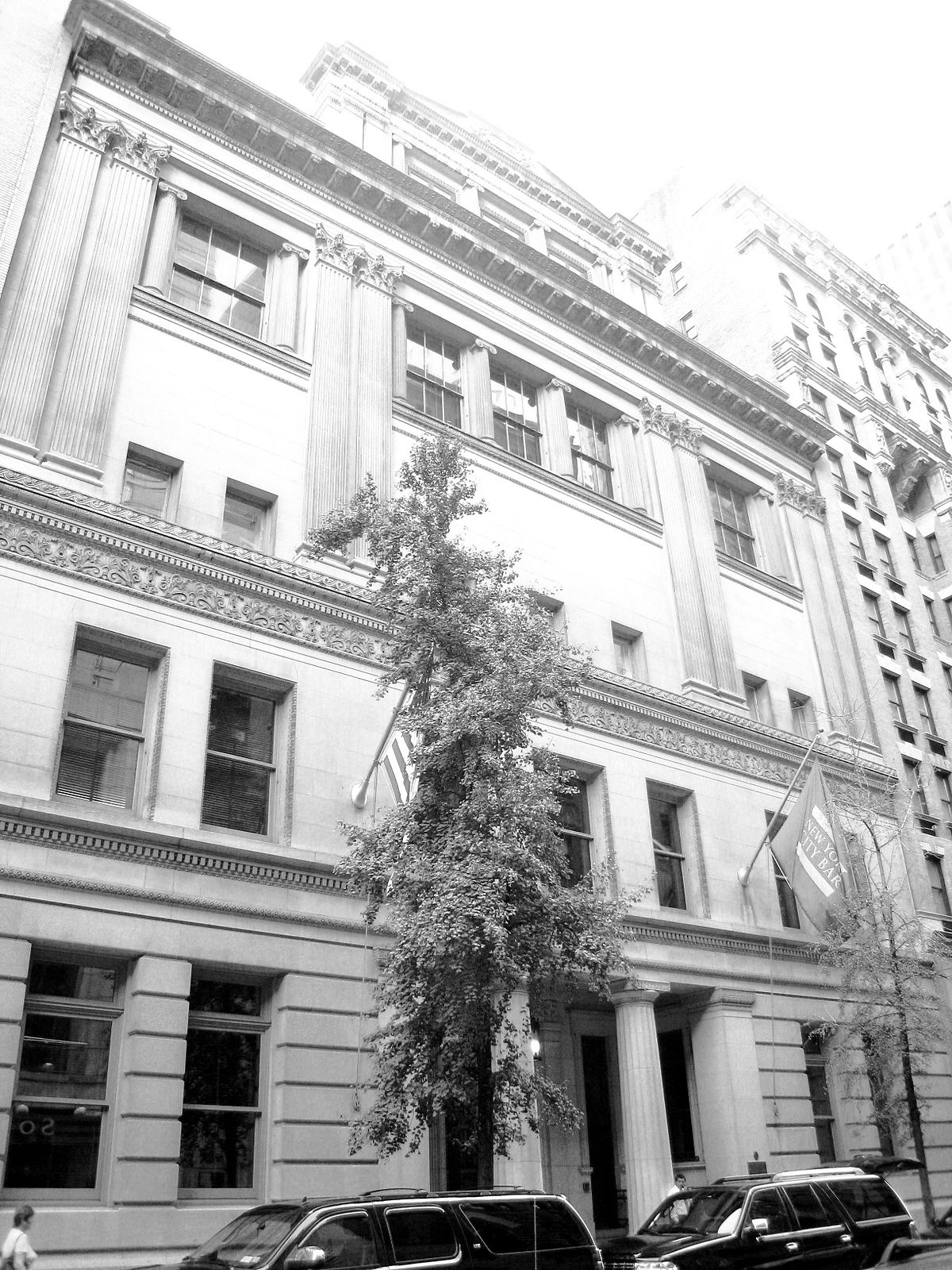 House Of The New York City Bar Association Wikipedia
