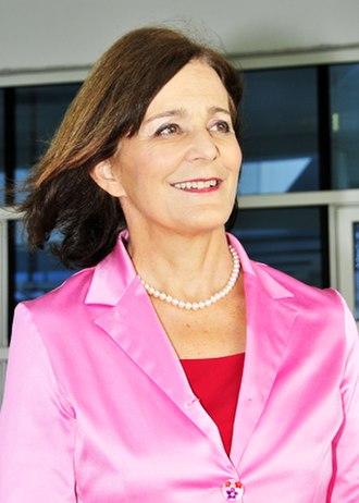 Nadia Magnenat Thalmann - Thalmann in 2009