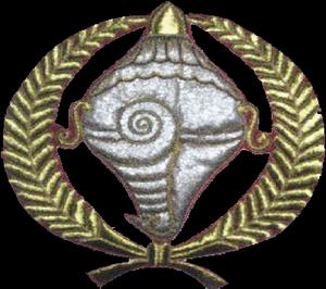 Nair Brigade - Flag of Nair brigade