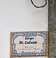 Name plate Dr. Salazar square Santa Comba Dão.jpg