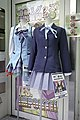 Nanami Madobe and Sakuragaoka High School uniform 20100708.jpg