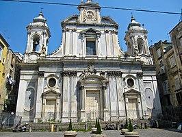 Girolamini, Naples