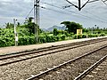 Narasingapalli railway station board.jpg