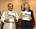 Narendra Singh Tomar and the ILO Deputy Director General (Policy) International Labour Organization.jpg