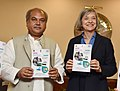 Narendra Singh Tomar and the ILO Deputy Director General (Policy) International Labour Organization (1).jpg