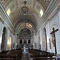Naro - Santuario di San Calogero (Naro) - church nave.jpg