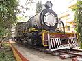 Narrow Gauge Steam Locomotive 45ZE - Santragachi Railway Station - Howrah 2012-01-26 1627.JPG