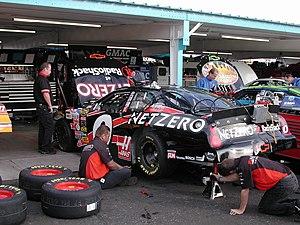 Stewart-Haas Racing - 2004 No. 0 NetZero Chevrolet