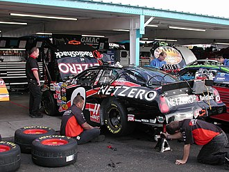 Stewart-Haas Racing - 2004 No. 0 NetZero Chevrolet