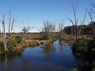 Area of Critical Environmental Concern (Massachusetts) - Image: Nashua River Bolton Flats