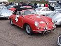 Nationale oldtimerdag Zandvoort 2010, 1963 RED PORSCHE 356B CABRIO, DM-05-25 pic2.JPG