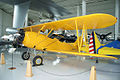 Naval Aircraft Factory N3N-3 Canary Yellow Peril LSideFront EASM 4Feb2010 (14589231264).jpg