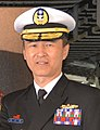 Navy (ROCN) Rear Admiral Chiang Cheng-kuo 海軍少將蔣正國 (201703031735160 海軍敦睦遠航訓練支隊抵澎開放參觀.jpg