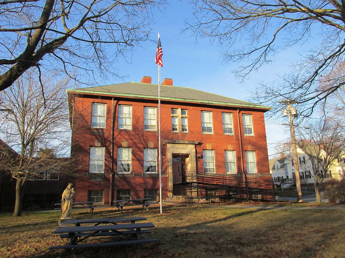 Nazareth academy wakefield massachusetts wikipedia for Wakefield house