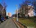 Nechvílova str, Prague Chodov.jpg