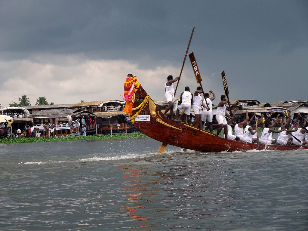New Snake Boat Race of Kerala Pictures for free download