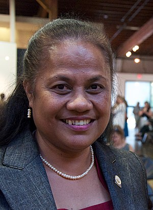 Nei Meme - Nei Meme is the former First Lady of Kiribati.