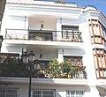 "Nerja, house on the street ""Calle Puerta del Mar"".jpg"