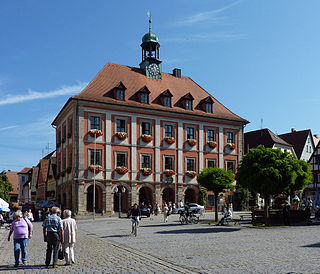 Нойштадт-ан-дер-Айш,  Бавария, Германия