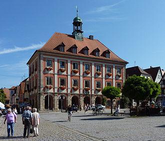 Neustadt an der Aisch - Town hall