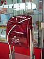 New transparent Mailbox of the Thailand Post.JPG