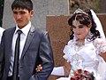 Newlyweds in Al-Farghani Park - Fergana - Uzbekistan (7550333788).jpg