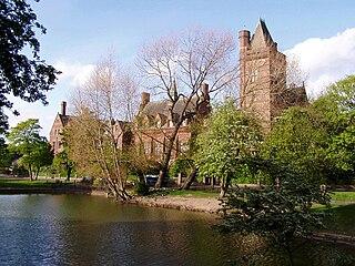 Tuebrook Human settlement in England