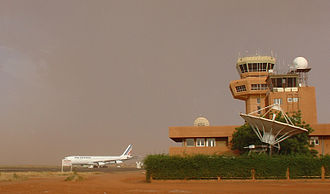 Niamey - Niamey Airport