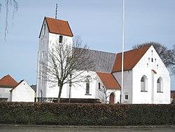 nibe kirke