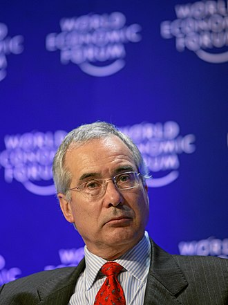 Nicholas Stern, Baron Stern of Brentford - Stern at World Economic Forum annual meeting in Davos, January 2009