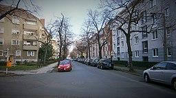 Buchholzer Straße in Berlin
