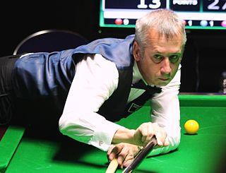 Nigel Bond English snooker player