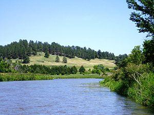 Niobrara National Scenic River - Niobrara National Scenic River in 2003