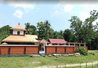 Niranam Thrikkapaleeswaram Dakshinamurthy Temple